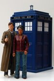 The Doctor, Martha and Tardis