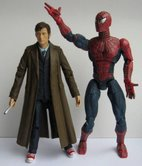 The Doctor and Spiderman