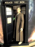 The Doctor and Tardis - Thanks Ian O'B