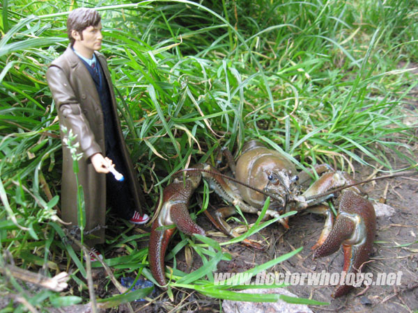 The Doctor - Doctor Who Action Figure