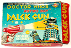 Doctor Who Toy History