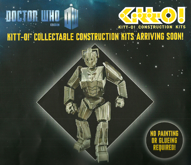 Kitto Doctor Who Figures