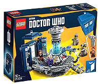 Doctor Who Lego Ideas