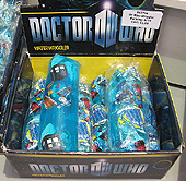 Doctor Who Water Wrigglers by Grossman