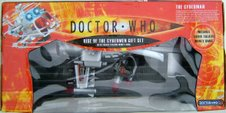 Doctor Who Helicopter bootleg