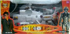 Doctor Who Helicopter