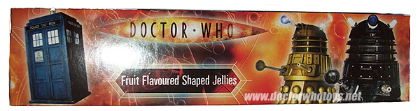 Doctor Who Jellies