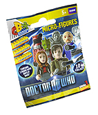 Doctor Who Character Building Micro Figures Series 1  Blind Bagged