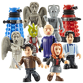 Doctor Who Character Building Micro Figures Series 1