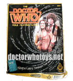Doctor Who Role Playing Game - Thanks Ian O