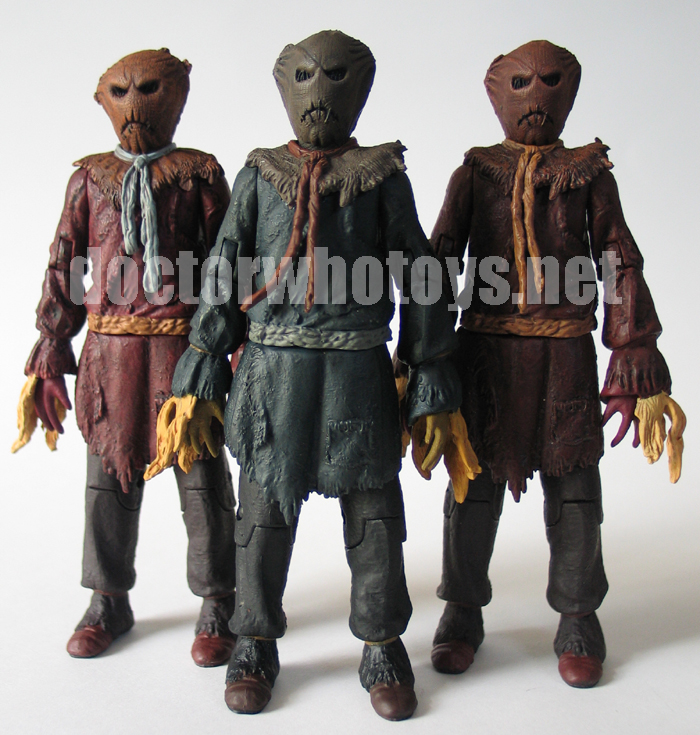 Doctor Who Scarecrows