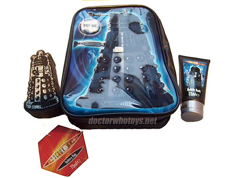 Doctor Who Toiletry Bag
