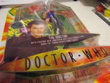 The Doctor with Monkey Accessory