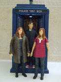 Series 4 Donna Noble with the Doctor and Donna Noble Custom Figure