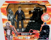 12 inch prototypeThe Doomsday Set with Doctor in Suit