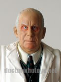 Doctor Constantine Action Figure