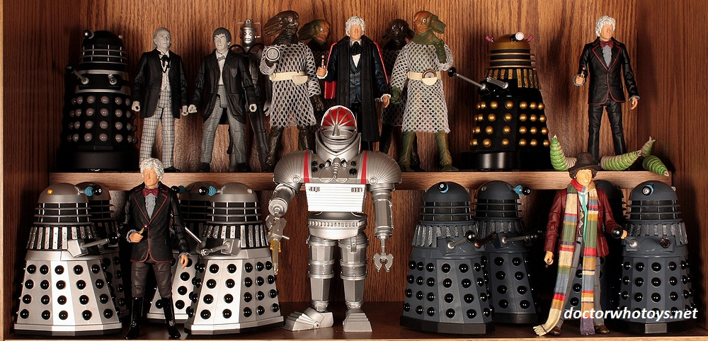 3a9c1b249ee Doctor Who Figures Doctor Who Figures ...