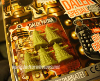 Issue 99 Dalek Patrol