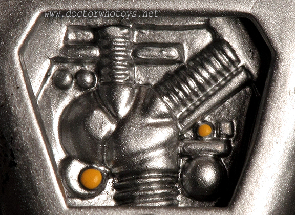 Doctor Who Classic Series Earthshock Cyberman
