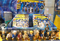 New Character Building 11 Doctors Micro-Figures