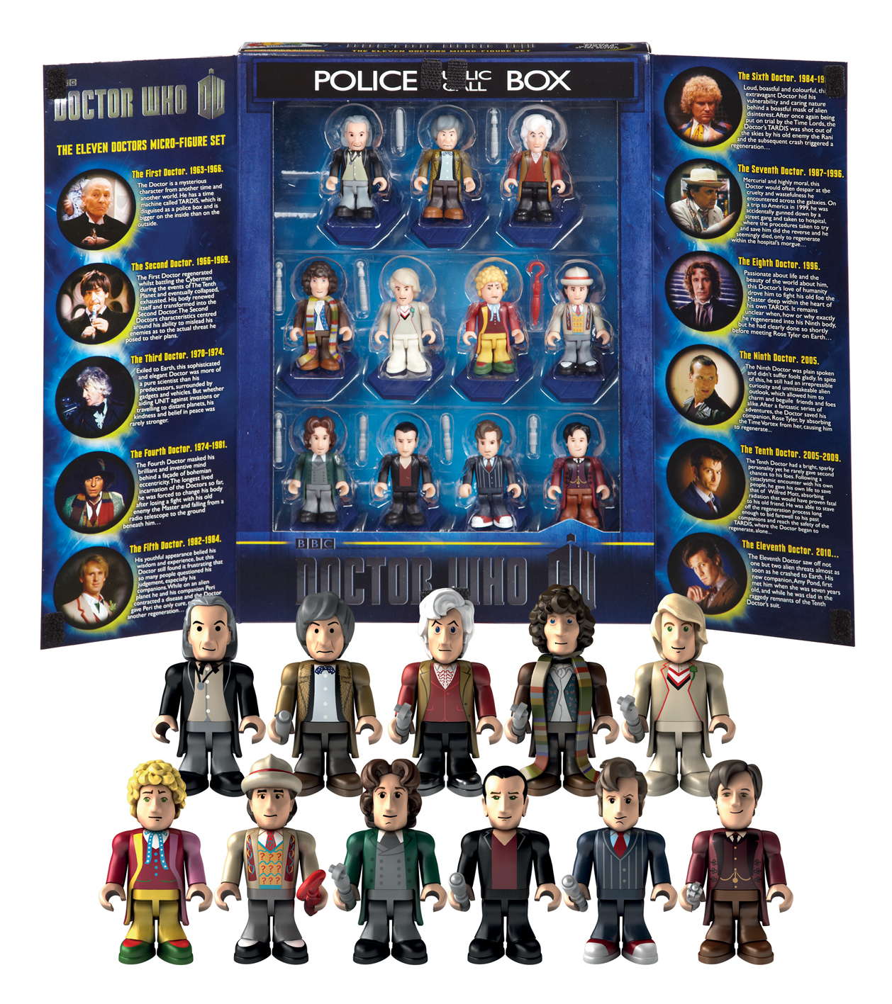 Doctor Dr Who Rose Action figure old