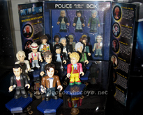 Eleven Doctors Micro-Figure Set
