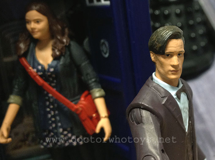 Eleventh Doctor Series 7 and Clara Series 7