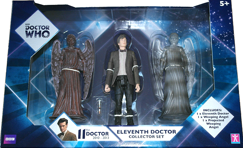 The Eleventh Doctor Collector Set