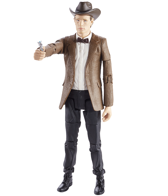 11th Doctor with Cowboy Hat