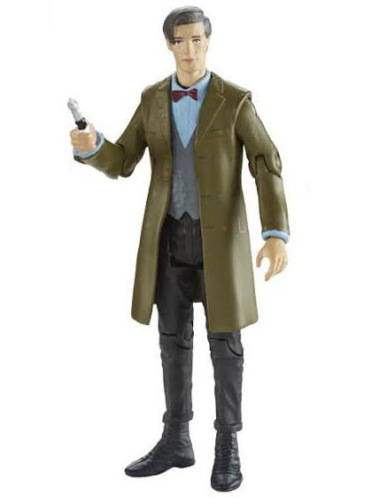 Eleventh Doctor In Green Coat from Season 6