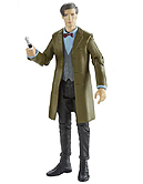 11th Doctor in Green Coat