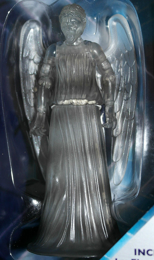 Weeping Angel in The Eleventh Doctor Collector Set