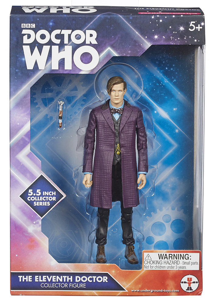 The Eleventh Doctor - Purple Coat