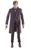 The Eleventh Doctor Purple Coat
