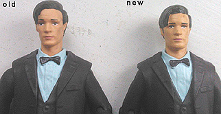 The Eleventh Doctor - May 2013 Versus December 2013 Releases
