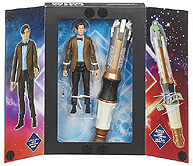 11th Doctor and Sonic Screwdriver