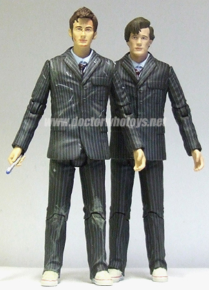 10th Doctor & Eleventh Doctor End of Time