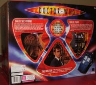 Evolution of the Daleks 12 inch boxed set