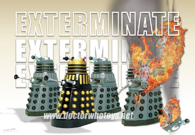 Exterminate the Rumours