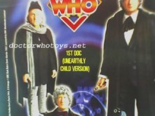 The First Doctor William Hartnell (An Unearthly Child 1963)