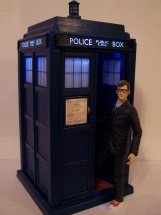 Flight Control Tardis