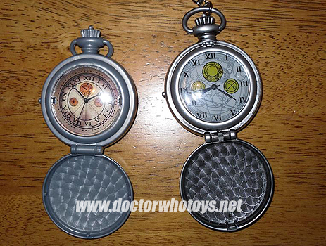 Doctor Who Fob Watch