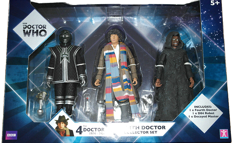 The Fourth Doctor Collector Set