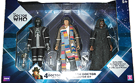 Fourth Doctor Collector Set