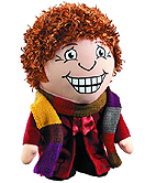Underground Toys Fourth Doctor Plush
