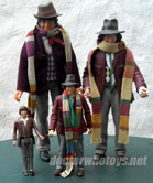 Denys Fisher, Dapol & Character Options Tom Baker - Thanks Ian