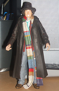 4th Doctor in Trenchcoat