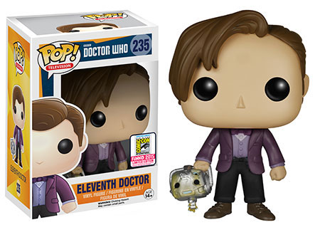 Doctor Who Funko Pop Vinyls