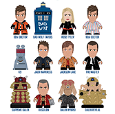 Titans Mini Vinyl Gallifrey Collection