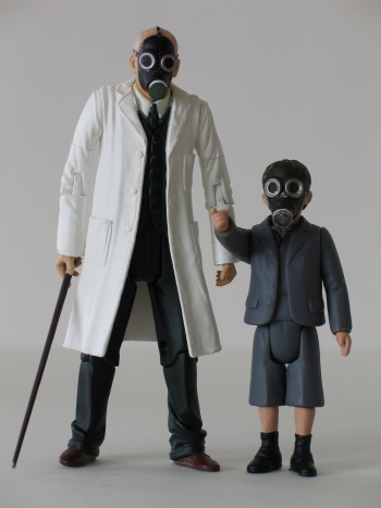 Doctor Constantine and Empty Child